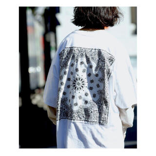 FREAK'S STORE - HAV-A-HANK×FREAK'S STORE ハバハンク バンダナTシャツ