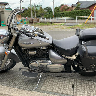 スズキ - イントルーダークラシック400
