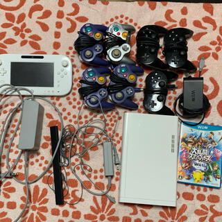 Wii U - Wii U スマブラセット