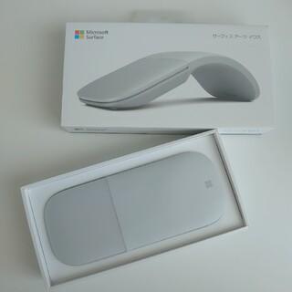 Microsoft - Microsoft Surface Arc Mouse