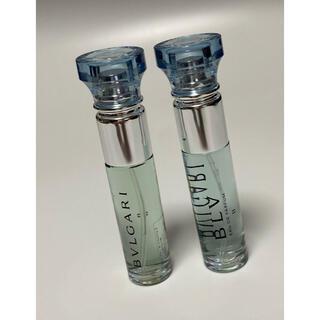 ブルガリ(BVLGARI)の【2本セット】 ブルガリ BVLGARI 香水 新品 送料無料(ユニセックス)
