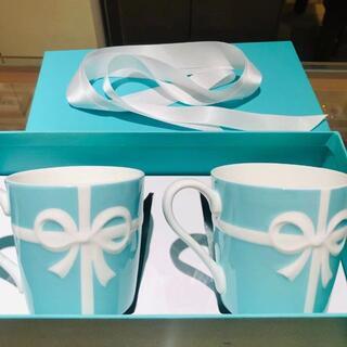 ティファニー(Tiffany & Co.)の[新品]ティファニー マグカップ(グラス/カップ)