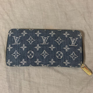 LOUIS VUITTON - LOUIS VUITTON ルイヴィトン モノグラムデニム
