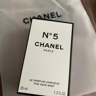 シャネル(CHANEL)のシャネル ヘアミスト No5(ヘアウォーター/ヘアミスト)