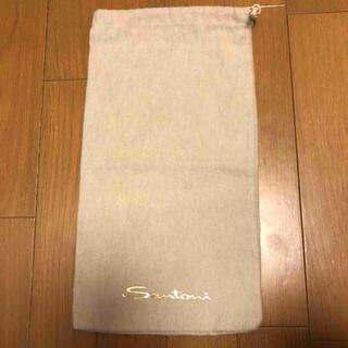 サントーニ(Santoni)の正規 SANTONI サントーニ 付属品 シューズバッグ(ドレス/ビジネス)