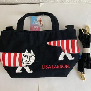 Lisa Larson - 新品 リサラーソン  2wayトートバッグ 保冷・保温