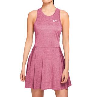 ナイキ(NIKE)の☆新品☆ナイキテニスウェア レディース ドレス スコート スカート US-XS(ウェア)