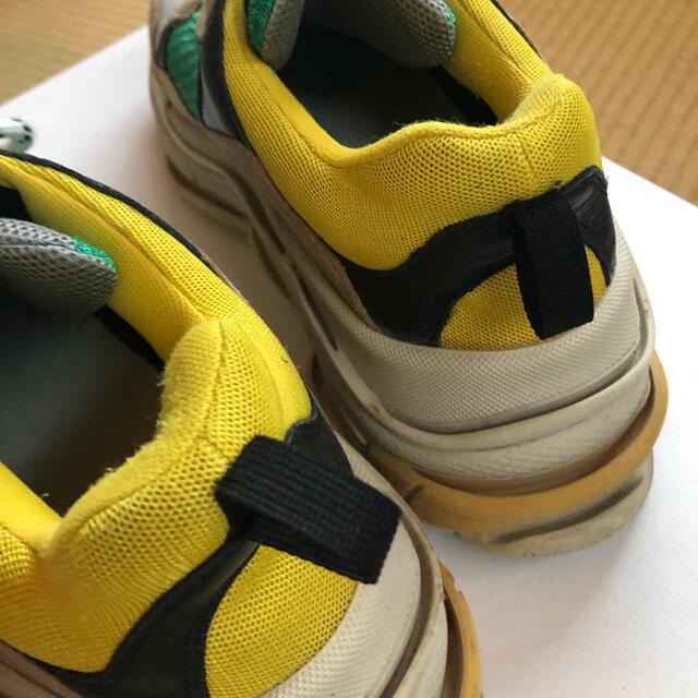 Balenciaga(バレンシアガ)のバレンシアガ トリプルs イタリア製 メンズの靴/シューズ(スニーカー)の商品写真
