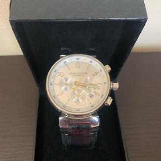 ルイヴィトン(LOUIS VUITTON)のLOUIS VUITTON ルイヴィトン 腕時計(腕時計(デジタル))