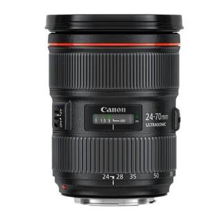 キヤノン(Canon)の【新品・未開封 】Canon EF 24-70mm f/2.8L II USM(レンズ(ズーム))