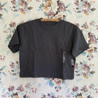 GAP teen クロップト カットソー Tシャツ 130サイズ