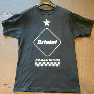 エフシーアールビー(F.C.R.B.)のFCRB ブリストル tシャツ M(Tシャツ/カットソー(半袖/袖なし))