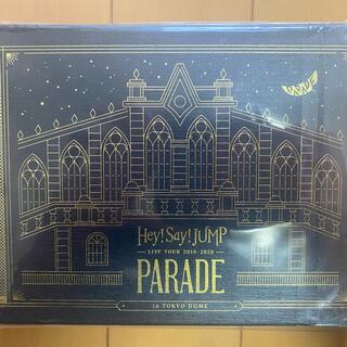 ヘイセイジャンプ(Hey! Say! JUMP)のHey! Say! JUMP PARADE DVD初回(ミュージック)