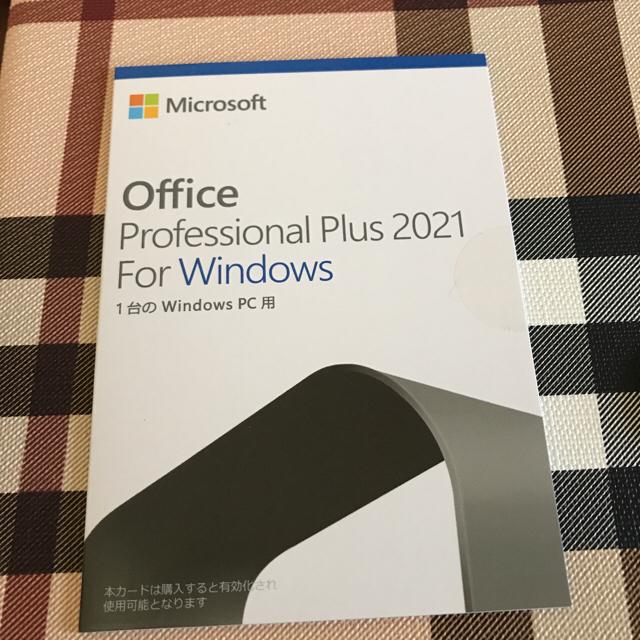 Microsoft(マイクロソフト)のMicrosoft Office 2016 Home & student  スマホ/家電/カメラのPC/タブレット(PC周辺機器)の商品写真