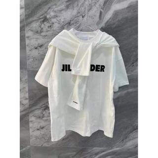 Jil Sander - Jil Sander ジルサンダー Tシャツ  2点セット 気質が良い M