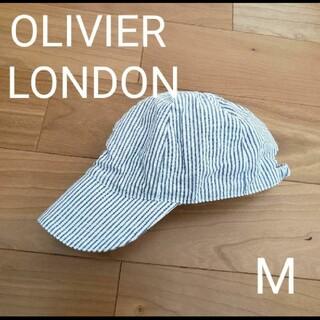 ラルフローレン(Ralph Lauren)の【美品】OLIVIER LONDON  CAP 帽子 M(帽子)