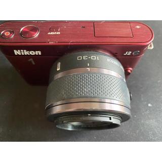 ニコン(Nikon)のNikon1 j2 レンズセット(ミラーレス一眼)