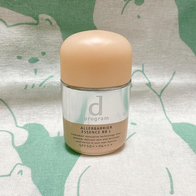 d program(ディープログラム)のdプログラム アレルバリアエッセンスBB(ライト) コスメ/美容のベースメイク/化粧品(BBクリーム)の商品写真