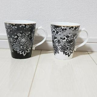 フランフラン(Francfranc)のエーデル マグカップ  (グラス/カップ)