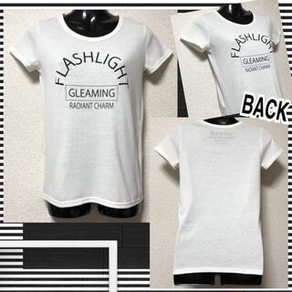 【新品】シンプル☆ロゴプリントTシャツ(Tシャツ(半袖/袖なし))
