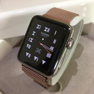 Apple Watch - Apple Watch HERMES series2 38mm アップルウォッチ