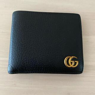 グッチ(Gucci)のGUCCI 二つ折り財布(折り財布)