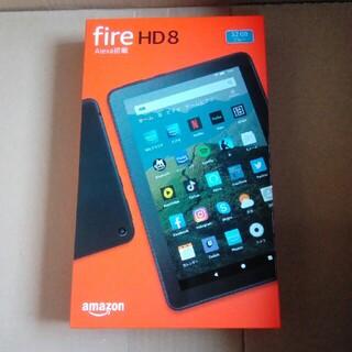 ANDROID - 【Newモデル】Fire HD 8 タブレット ブラック 32GB第10世代