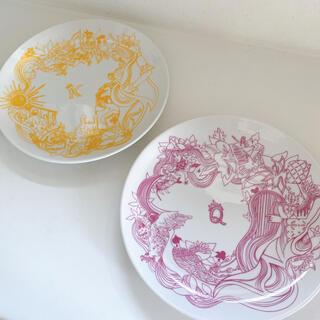 24cm 食器  皿 キング クイーン 平皿(食器)