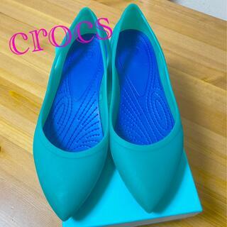 crocs - クロックス☆パンプス☆美品
