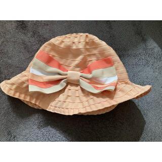 mezzo piano - 帽子 ララドレス  50 リボン  lala dress