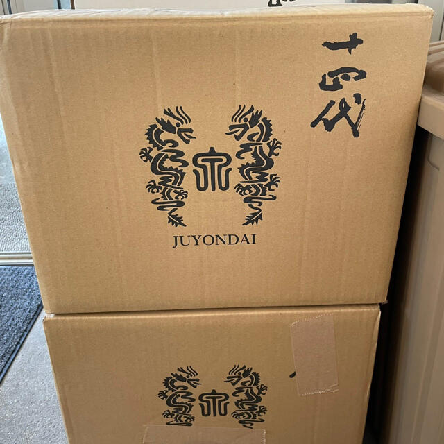 十四代 秘蔵純米焼酎 24本セット 食品/飲料/酒の酒(焼酎)の商品写真