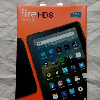 ANDROID - 【Newモデル】Fire HD 8 タブレット 32GB第10世代 箱痛み