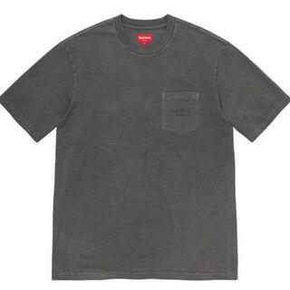 シュプリーム(Supreme)のSupreme Overdyed Pocket Tee ポケット Tシャツ L(Tシャツ/カットソー(半袖/袖なし))