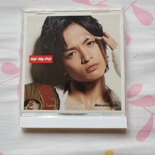 Kis-My-Ft2 - Kis-My-Ft2☆「Everybody Go」キスマイショップ盤 玉森裕太