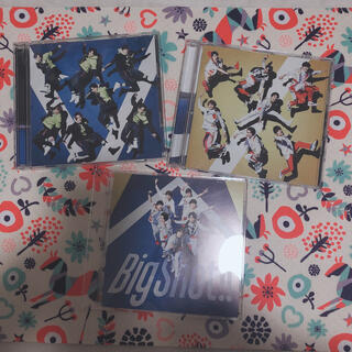 ジャニーズウエスト(ジャニーズWEST)のジャニーズWEST CD BigShot!!(ポップス/ロック(邦楽))