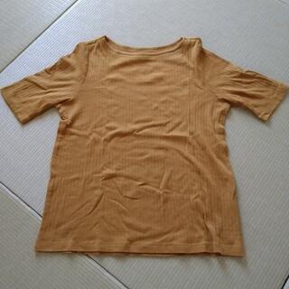 ユニクロ(UNIQLO)のユニクロ カットソー(カットソー(半袖/袖なし))