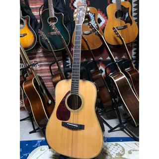 ヤマハ(ヤマハ)の極美品❣️90sYAMAHAビンテージ単板トップ❣️DW8L レフティー(左用)(アコースティックギター)
