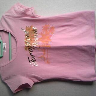 オリゾンティー(ORIZZONTI)のオリゾンティ MUピンクTシャツ サイズ02(Tシャツ(半袖/袖なし))