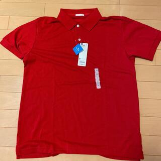 ジーユー(GU)の新品未使用⭐︎ メンズMサイズGU ポロシャツ(ポロシャツ)