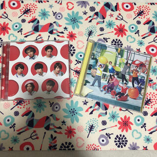 ジャニーズウエスト(ジャニーズWEST)のジャニーズWEST CD おーさか⭐︎愛・EYE・哀 Ya!Hot!Hot!(ポップス/ロック(邦楽))