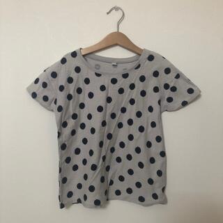 ムジルシリョウヒン(MUJI (無印良品))の【無印良品】MUJI Tシャツ サイズ140(Tシャツ/カットソー)