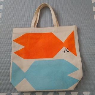 Kitamura - 最終値下げ!!Kitamuraとミナペルホネンのコラボトートバッグ