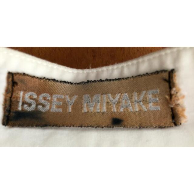 ISSEY MIYAKE(イッセイミヤケ)のイッセイミヤケ スタンドカラーシャツ メンズのトップス(シャツ)の商品写真