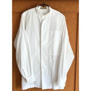 ISSEY MIYAKE - イッセイミヤケ スタンドカラーシャツ