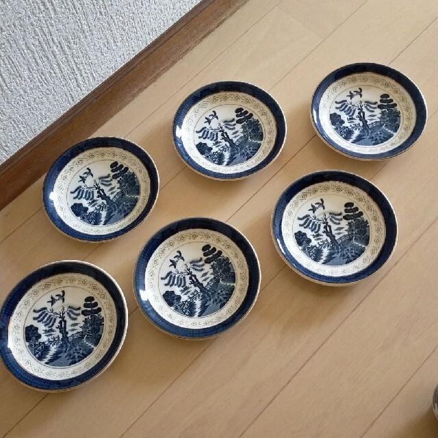 NIKKO(ニッコー)のnikko DOUBLEPHOENIX ティーカップ6脚 インテリア/住まい/日用品のキッチン/食器(グラス/カップ)の商品写真