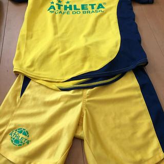 ATHLETA - アスレタ サッカーウェア上下セット