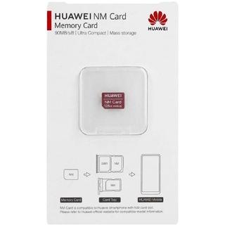 ファーウェイ(HUAWEI)の【新品/純正品】2枚セット HUAWEI NM Card 128GB 二枚(その他)
