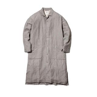 スノーピーク(Snow Peak)の【新品未使用】C/L Dobby Stripe Long Shirt (シャツ)