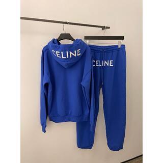 celine - 【CELINE】CELINE ルーズ スウェットシャツ