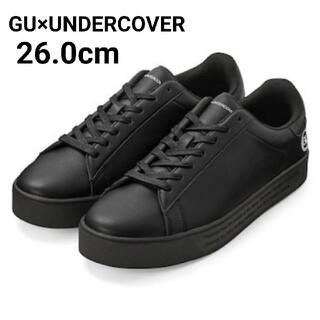 ジーユー(GU)のGU × UNDERCOVER レザータッチ スニーカー(スニーカー)